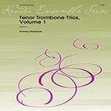 Download or print Tommy Pederson Tenor Trombone Trios, Volume 1 - Full Score Sheet Music Printable PDF 12-page score for Concert / arranged Brass Ensemble SKU: 372618.
