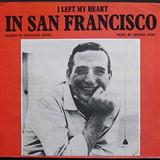 Download or print Tony Bennett I Left My Heart In San Francisco Sheet Music Printable PDF 3-page score for Pop / arranged Piano Solo SKU: 66746.