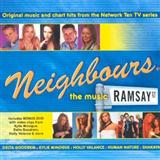 Download or print Tony Hatch Theme from Neighbours Sheet Music Printable PDF 3-page score for Film/TV / arranged Piano Solo SKU: 32289.