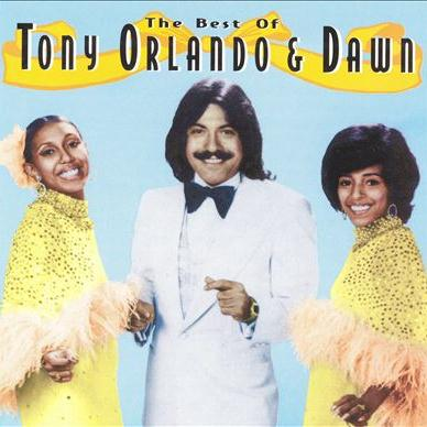 Easily Download Tony Orlano & Dawn Printable PDF piano music notes, guitar tabs for Piano, Vocal & Guitar (Right-Hand Melody). Transpose or transcribe this score in no time - Learn how to play song progression.