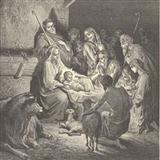 Download Traditional 'Et Barn Er Født I Bethlehem' Printable PDF 2-page score for Classical / arranged Piano Solo SKU: 105596.
