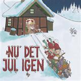 Download Traditional 'Nu Er Det Jul Igen' Printable PDF 2-page score for Classical / arranged Piano Solo SKU: 105609.