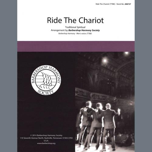 Ride the Chariot (arr. Barbershop Ha