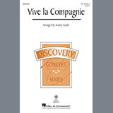 Download or print Traditional Vive La Compagnie (arr. Audrey Snyder) Sheet Music Printable PDF 7-page score for Concert / arranged TB Choir SKU: 425200.