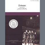 Download Traditional Folksong 'S'Vivon (arr. Gary Lewis)' Printable PDF 6-page score for Barbershop / arranged TTBB Choir SKU: 407091.