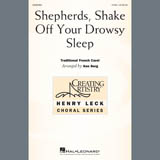 Download or print Traditional French Carol Shepherds, Shake Off Your Drowsy Sleep (arr. Ken Berg) Sheet Music Printable PDF 14-page score for Concert / arranged 2-Part Choir SKU: 407531.