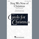 Download or print Traditional French Carol Sing We Now Of Christmas (