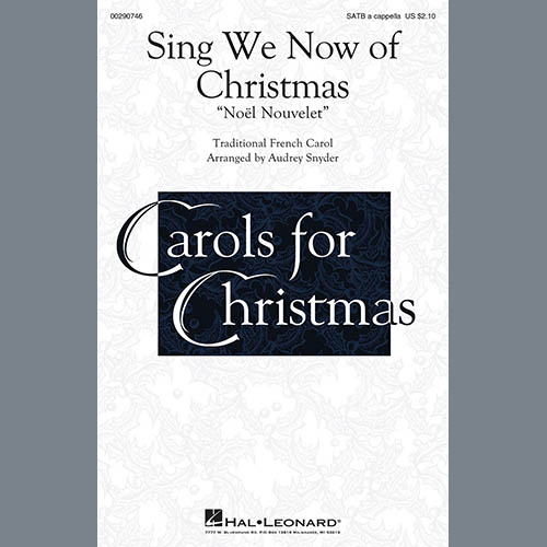 Easily Download Traditional French Carol Printable PDF piano music notes, guitar tabs for SATB Choir. Transpose or transcribe this score in no time - Learn how to play song progression.