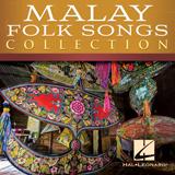 Download or print Traditional Malay Folk Song The Moon Kite (Wau Bulan) (arr. Charmaine Siagian) Sheet Music Printable PDF 2-page score for Folk / arranged Educational Piano SKU: 411793.
