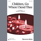 Download Traditional Spiritual 'Children Go Where I Send Thee (arr. Glenda E. Franklin)' Printable PDF 15-page score for Christmas / arranged SSA Choir SKU: 152202.
