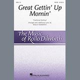 Download or print Traditional Spiritual Great Gettin' Up Mornin' (arr. Rollo Dilworth) Sheet Music Printable PDF 14-page score for Spiritual / arranged SATB Choir SKU: 415510.