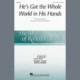 Download or print Traditional Spiritual He's Got The Whole World In His Hands (arr. Rollo Dilworth) Sheet Music Printable PDF 10-page score for Festival / arranged 3-Part Treble Choir SKU: 407524.