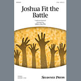 Download or print Traditional Spiritual Joshua Fit The Battle (arr. Greg Gilpin) Sheet Music Printable PDF 5-page score for Collection / arranged 2-Part Choir SKU: 429577.