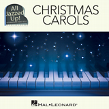 Download or print Traditional Welsh Carol Deck The Hall [Jazz version] Sheet Music Printable PDF 6-page score for Christmas / arranged Piano Solo SKU: 254749.