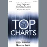 Download Train 'Sing Together (arr. Jacob Narverud)' Printable PDF 19-page score for Pop / arranged SAB Choir SKU: 426388.