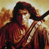 Download or print Trevor Jones The Last Of The Mohicans (Main Theme) Sheet Music Printable PDF 4-page score for Film/TV / arranged Piano Solo SKU: 38273.