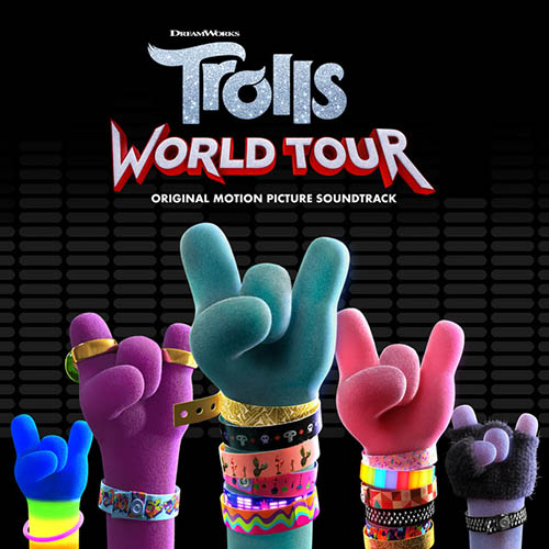 Easily Download Trolls World Tour Cast Printable PDF piano music notes, guitar tabs for Piano, Vocal & Guitar (Right-Hand Melody). Transpose or transcribe this score in no time - Learn how to play song progression.
