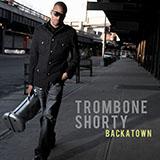 Download or print Trombone Shorty Hurricane Season Sheet Music Printable PDF 2-page score for Funk / arranged Marimba Solo SKU: 466885.