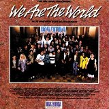 Download or print USA For Africa We Are The World Sheet Music Printable PDF 7-page score for Rock / arranged Big Note Piano SKU: 150655.
