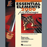 Download or print Various Essential Elements 2000 For Strings Book 1 - Double Bass (Book Only) Sheet Music Printable PDF 49-page score for Instructional / arranged Essential Elements Method SKU: 306768.