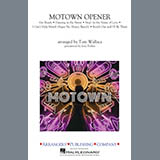 Download Various 'Motown Theme Show Opener (arr. Tom Wallace) - Alto Sax 2' Printable PDF 1-page score for Soul / arranged Marching Band SKU: 414851.