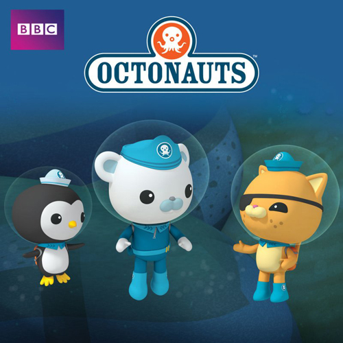 Octonauts Main Title