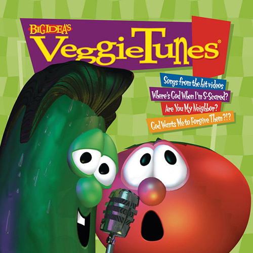 Easily Download VeggieTales Printable PDF piano music notes, guitar tabs for Easy Piano. Transpose or transcribe this score in no time - Learn how to play song progression.
