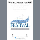 Download Roger Emerson 'We'll Meet Again - Drums' Printable PDF 1-page score for Pop / arranged Choir Instrumental Pak SKU: 365879.