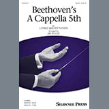 Download Veritas 'Beethoven's A Cappella 5th (arr. Jay Rouse)' Printable PDF 14-page score for Concert / arranged SATB Choir SKU: 433243.