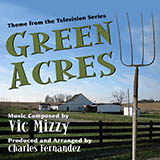 Download or print Vic Mizzy Green Acres Theme Sheet Music Printable PDF 4-page score for Country / arranged Piano Solo SKU: 52852.