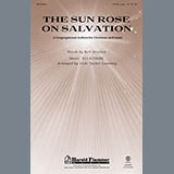 Download or print Vicki Tucker Courtney The Sun Rose On Salvation Sheet Music Printable PDF 15-page score for Classical / arranged Percussion Solo SKU: 96885.