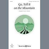 Download or print African-American Spiritual Go Tell It On The Mountain (arr. Victor Johnson) Sheet Music Printable PDF 7-page score for Gospel / arranged Unison Choir SKU: 162352.