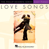 Download or print Victor Young When I Fall In Love (arr. Phillip Keveren) Sheet Music Printable PDF 3-page score for Standards / arranged Easy Piano SKU: 417647.
