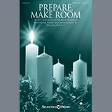 Download Victoria Schwarz 'Prepare, Make Room (arr. Michael Barrett)' Printable PDF 13-page score for Advent / arranged Choir SKU: 410610.