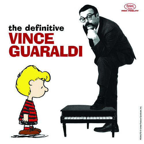 Easily Download Vince Guaraldi Printable PDF piano music notes, guitar tabs for Real Book – Melody & Chords. Transpose or transcribe this score in no time - Learn how to play song progression.