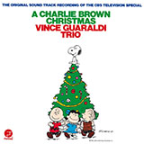 Download or print Vince Guaraldi Skating (from A Charlie Brown Christmas) (arr. Phillip Keveren) Sheet Music Printable PDF 2-page score for Children / arranged Big Note Piano SKU: 456402.
