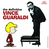 Download Vince Guaraldi 'The Girl From Ipanema (Garota De Ipanema)' Printable PDF 5-page score for Jazz / arranged Piano Transcription SKU: 417698.