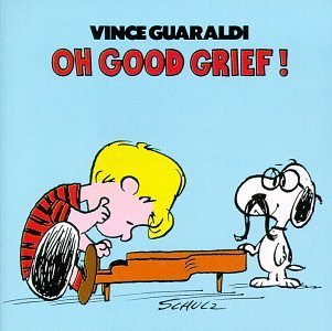 Vince Guaraldi, You're In Love, Charlie Brown, Big Note Piano