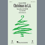 Download or print Vulfpeck Christmas In L.A. (arr. Mark Brymer) Sheet Music Printable PDF 11-page score for Christmas / arranged 2-Part Choir SKU: 416317.