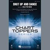 Download Walk The Moon 'Shut Up and Dance (arr. Mac Huff) - Bb Trumpet 1' Printable PDF 1-page score for Pop / arranged Choir Instrumental Pak SKU: 343919.