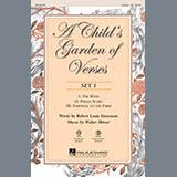 Download or print Walter Bitner A Child's Garden of Verses (Set I) Sheet Music Printable PDF 15-page score for Concert / arranged Unison Choir SKU: 97732.