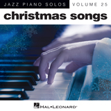Download Walter Kent 'I'll Be Home For Christmas [Jazz version] (arr. Brent Edstrom)' Printable PDF 4-page score for Christmas / arranged Piano Solo SKU: 92321.