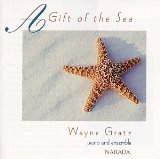 Download or print Wayne Gratz A Gift Of The Sea Sheet Music Printable PDF 6-page score for New Age / arranged Piano Solo SKU: 74785.