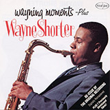 Download or print Wayne Shorter All Or Nothing At All Sheet Music Printable PDF 3-page score for Jazz / arranged Tenor Sax Transcription SKU: 165491.