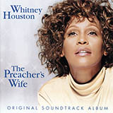Download or print Whitney Houston He's All Over Me Sheet Music Printable PDF 8-page score for Pop / arranged Piano, Vocal & Guitar (Right-Hand Melody) SKU: 96228.