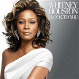 Download or print Whitney Houston I Look To You Sheet Music Printable PDF 8-page score for Pop / arranged Piano, Vocal & Guitar (Right-Hand Melody) SKU: 73171.