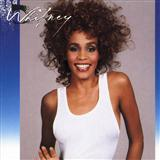 Download or print Whitney Houston I Wanna Dance With Somebody Sheet Music Printable PDF 6-page score for Pop / arranged Piano, Vocal & Guitar (Right-Hand Melody) SKU: 19507.