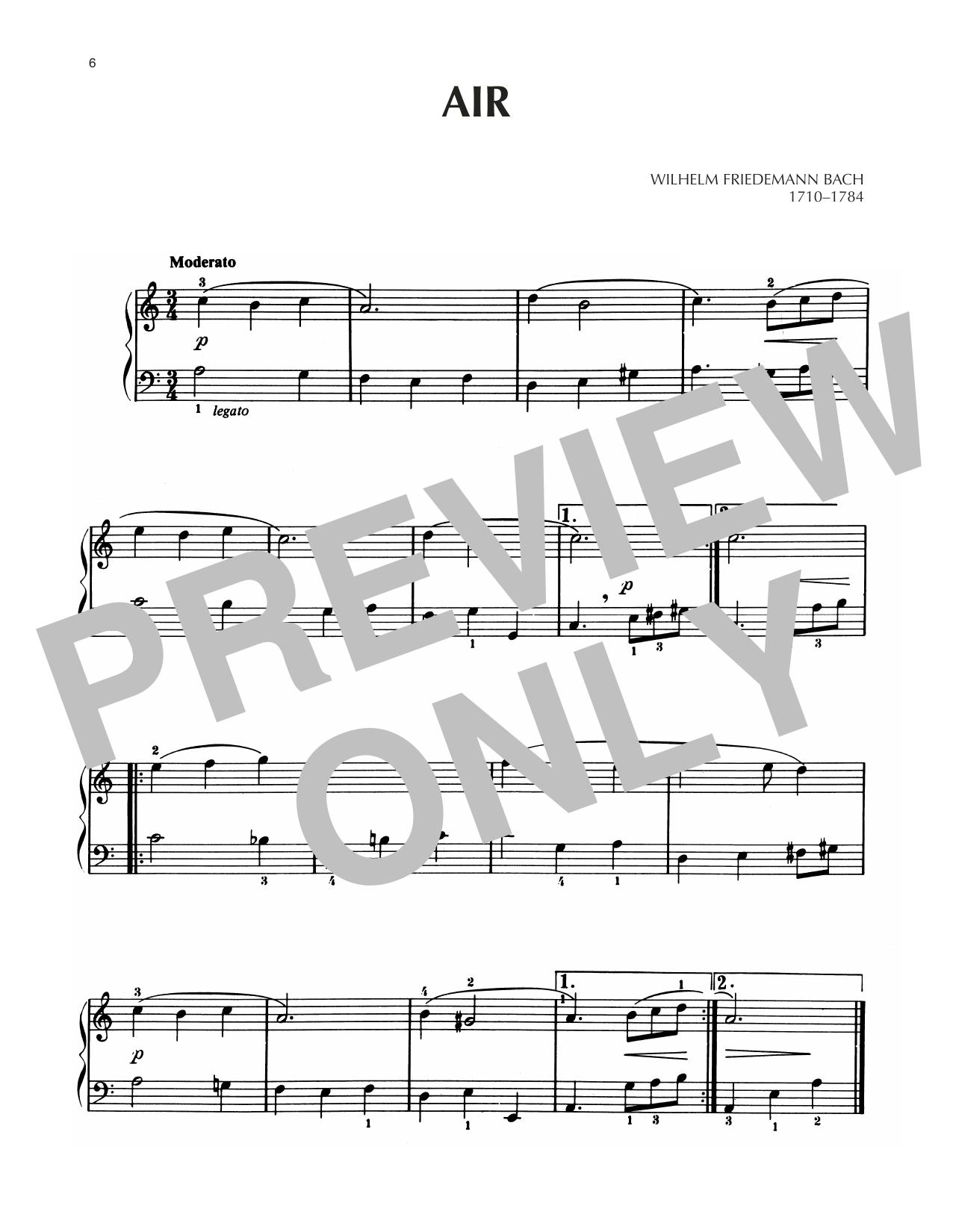 Bach piano pdf
