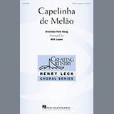 Download or print Will Lopes Capelinha De Melao Sheet Music Printable PDF 13-page score for Concert / arranged SATB Choir SKU: 176050.
