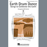 Download or print Will Schmid Earth Drum Dance Sheet Music Printable PDF 15-page score for Concert / arranged 5-Part Choir SKU: 98285.
